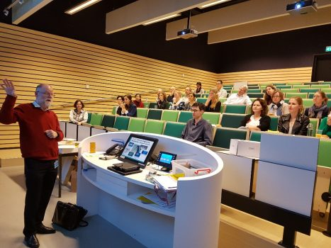 EWM-NL on Tour – TU Delft