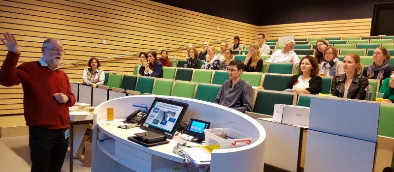 EWM-NL on Tour – TU Delft